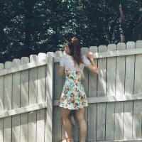 A Unique Summer Outfit for Unique Summer Feelings
